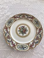 Andrea By Sadek Sevres Collection Porcelain Dinner Plate 10 1/4 Inches Japan