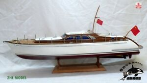 Simulation runabout model boat kits  Scale 1/32 26.3 inch