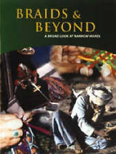 Braids and Beyond: A Broad Look at Narrow Wares by Jacqui Carey (Paperback,...