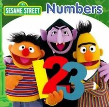 Sesame Street - Numbers CD ABC Music 2013 NEW & SEALED