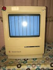 Vintage Apple Macintosh Macintosh Classic II Computer M4150 for Parts or Repair
