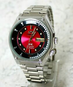 💥NEW💥 Watch ORIENT Sea King SK AUTOMATIC King Diver KD ORIGINAL JAPAN RED Dial