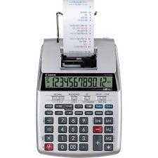 "Canon 12-Digit Printing Calculator 6-2/5""Wx9-1/10""Lx2-1/5""H SR P23DHV3"