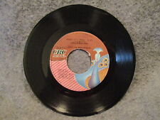 """45 RPM 7"""" Record Curtis Mayfield Breakin In The Street & Baby Its You CRC 85-001"""