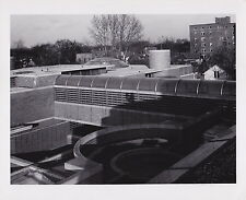 Frank Lloyd Wright: S. c.Johnson & Co Racine Wi VINTAGE1967 Architectural Photo