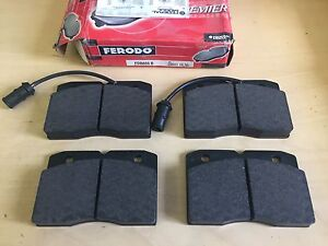 FITS FIAT IVECO DAILY 35 40 FRONT BRAKE PADS 1990-ON FDB655