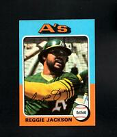 2631* 1975 Topps # 300 Reggie Jackson NM-MT