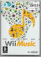 Wii music ✔ JEU Wii ✔ NEUF SOUS BLISTER ✔