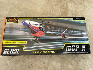 Blade mCP X RC Helicopter Spektrum AS3X Flybarless DSM2 DSMX Bind N Fly