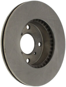 Disc Brake Rotor-C-TEK Standard Front Centric 121.48010