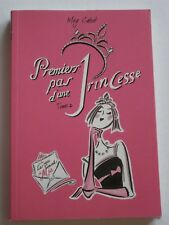 Journal d'une Princesse - Tome 2 : Premiers pas d'une princesse état neuf