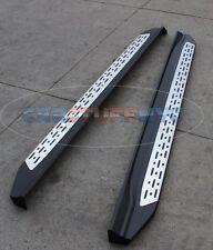 OE Aluminum Style Running Boards Side Step Nerf Bars 2014-16 Toyota Highlander