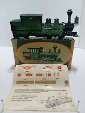 """Avon 1876 Centennial Express Train decanter """"Wild Country"""" w/ box and stickers"""
