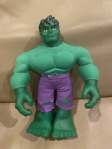 "Marvel Super Hero The Incredible Hulk 10"" Plush Figure 2006 Hasbro Avenger Toy"