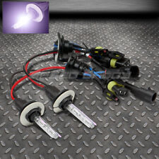 H7 DT 12000K XENON HID PURPLE REPLACEMENT FOG LIGHT/LAMPS/BULBS CONVERSION BMW
