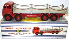DINKY NO. 905 FODEN TRUCK WITH CHAINS - NR. MINT & BOXED