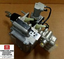 NEW OEM TOYOTA PRIUS 10-12 PRIUS BRAKE BOOSTER ASSEMBLY WITH MASTER CYLINDER