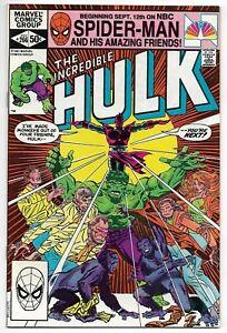 The Incredible Hulk #266 (Marvel, 1981) – High Evolutionary – VF/NM