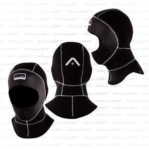 Kopfhaube Kallweit 5 / 7 mm Neopren mit Ventil Vollgesichtsmaske SONDERAKTION