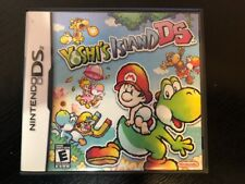 Yoshi's Island DS - Ds ( Nintendo Ds ) Case & Game , No Manual !