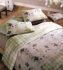 Aussino SWAY Khaki Latte Double Size Quilt Cover Set 260TC COTTON