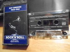 RARE OOP TIME LIFE Roy Orbison CASSETTE TAPE Rock 'N Roll Era 60-65 pretty woman