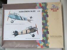 Battle Axe BA 3204 Albatross D.III in 1:32 scale.