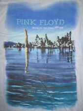 PINK FLOYD Shine On You Crazy Diamonds LG Shirt GRAY ROGER WATERS DAVID GILMOUR