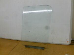FORD TRANSIT 350 LUTON BOX VAN 2004 N/S PASSENGER SIDE FRONT WINDOW GLASS