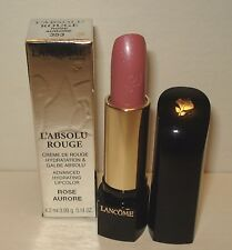 Lancome L' Absolu Rouge  Lipstick- 353 Rose Aurore  NIB