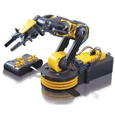 Bras robot modèle kit remote control robotique jouet éducatif construction kit