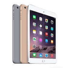 """Apple iPad Mini 3 3rd Gen 7.9"""" WiFi / WiFi + 4G Cheap Grey Unlocked [AU STOCK]"""