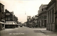 St Neots. High Street # 2421 by H.Coates.