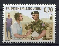 39969c) LUXEMBOURG 2007 MNH** Peace missions 1v