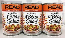 Read Classic 4 Bean Salad 15 oz ( 3 Cans ) Four Bean