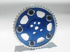 HYPERCAM ADJUSTABLE CAM GEAR for HOLDEN COMMODORE VL RB30 TURBO - BLUE