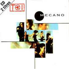 CD single MECANO Toi 2-track CARD SLEEVE FRANCE RARE