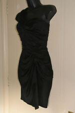 Karen Millen Women's Viscose One Shoulder