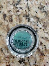 Maybelline EyeStudio Color Tattoo Eyeshadow - #50 Edgy Emerald
