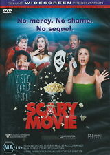 Scary Movie - Comedy / Adventure / Violence / Thriller - Shawn Wayans - NEW DVD