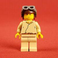 Genuine Lego 7141 Star Wars Vintage Anakin Skywalker Minifigure
