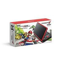 NEW Nintendo 2DS LL Mario Kart 7 Bundle Limited Edition Console System JAPAN