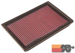 K&N Replacement Air Filter For INFINITI FX45 03-08,M45 03-04, Q45 02-07  33-2229