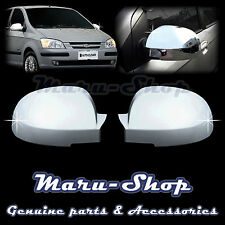 Chrome Side Rear View Mirror Cover Trim for 02~11 Hyundai Getz/Click
