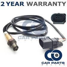 LAMBDA OXYGEN WIDEBAND SENSOR FOR VW GOLF MK4 3.2 R32 (2002-2004) FRONT 5 WIRE