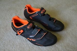 Northwave Sonic 2 SRS road-cycling shoes Size 10.5 USM 43 EUR