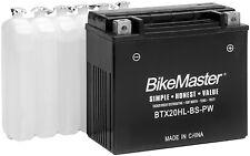 BIKEMASTER Battery Motorcycle Maint Free Suzuki GSXR600W 92-93
