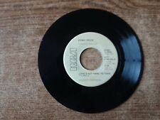 PROMO 1973 EXCELLENT+Kenny Price-30 California Women/LOVES NOT HARD TO TAKE 45