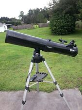 Meade Telescope Ds-2130 Long Tube with computerized mount & electric focuser