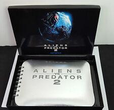 2007 Fox AVP Aliens Vs Predator Requiem Promo Promotional Notepad
